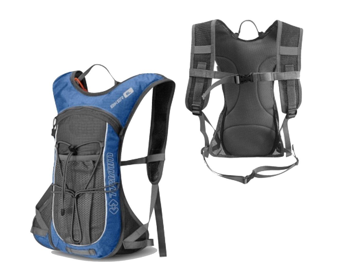 evoc rucksack cc bladder red 50 x 27 x 14 cm 6 liter 7015230133 pro. Black Bedroom Furniture Sets. Home Design Ideas