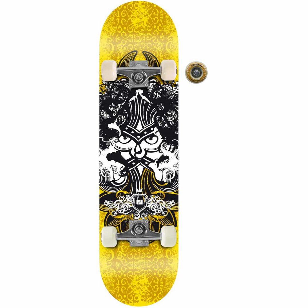 reaper gc03 skateboard f r anf nger komplettboard. Black Bedroom Furniture Sets. Home Design Ideas